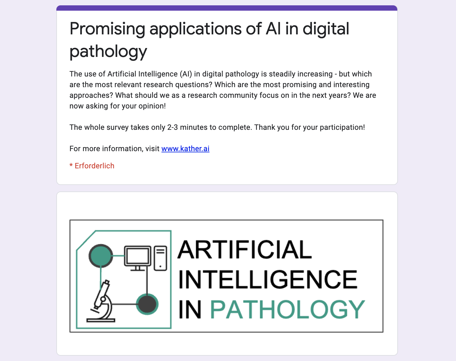 image from Survey on AI applications in pathology
